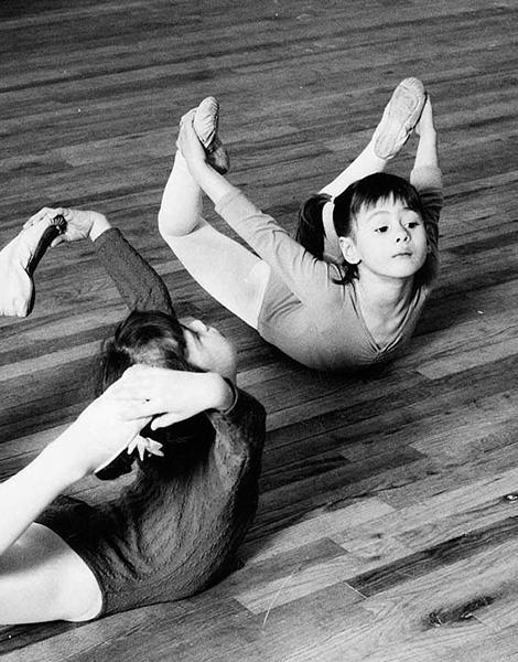 Contemporary Dancing  Basic – CONBA