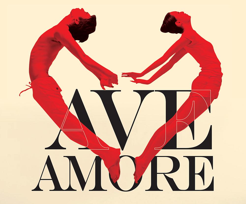 """Παράσταση Χορού """"AVE AMORE"""""""